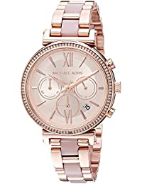 Michael Kors Analog Rose Gold Dial Women's Watch-MK6560
