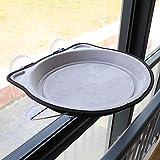 Arvin87Lyly Katzen hängematte Fensterplätze Haustier Fensterbank Sucker Nest Mit Saugnapf, Fenster Katzenkorb, Auto Sitz Wand Hanging Katzenbett