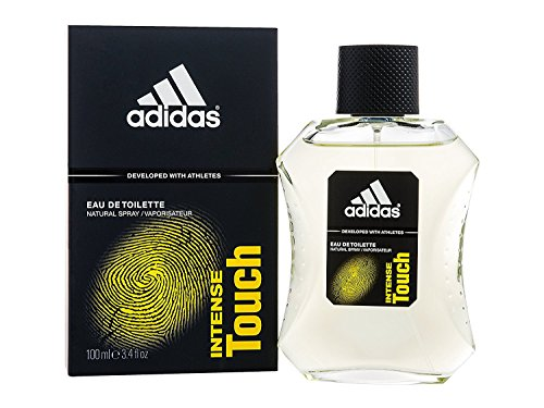 Adidas Intense Touch Eau de Toilette Spray for Him 100 ml