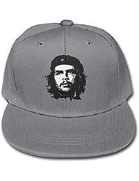 uykjuykj Kids Hat Kids Baseball Cap Communist Fighter Che Guevara  Adjustable Unique Personality Cap Baseballmütze 685406a7582