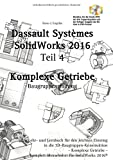 Product icon of SolidWorks 2016 Teil 4: Komplexe Getriebe, Baugruppentraining
