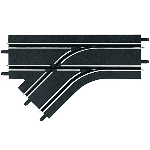 Carrera - Voitures - Aiguillages mécaniques droite + gauche