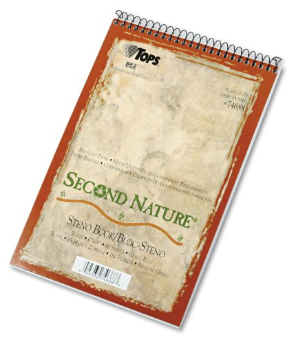 second-nature-spiral-reporter-steno-notebook-gregg-rule-6-x-9-we-80-sheet
