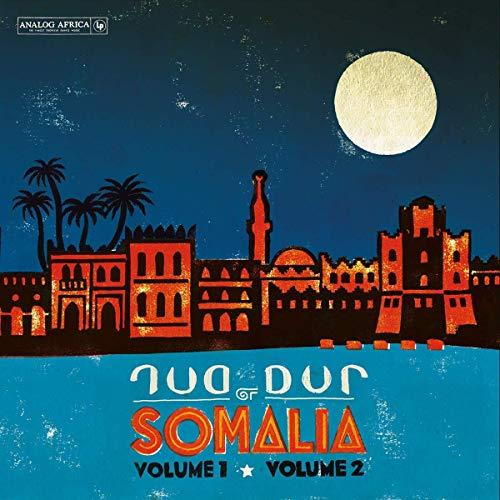 Preisvergleich Produktbild Dur Dur of Somalia (3lp) [Vinyl LP]
