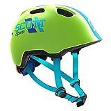 Scott Chomp 2 Fahrrad Kinder Helm Einheitsgröße 46-52cm grün 2018