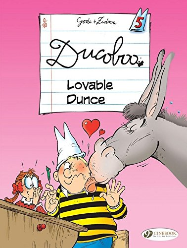 Ducoboo - tome 5 Lovable Dunce (05)