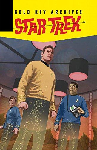 Star Trek: Gold Key Archives Volume 4