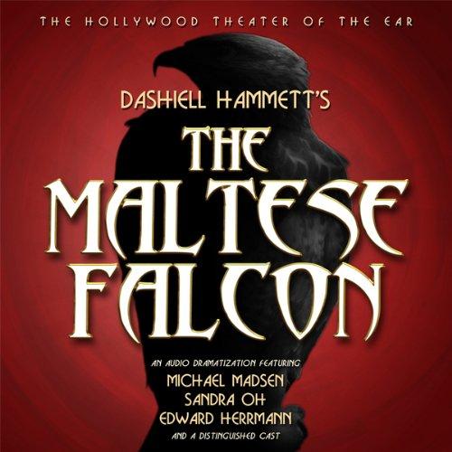 The Maltese Falcon (Dramatized)  Audiolibri