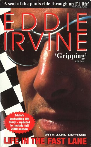 Eddie Irvine: Life In The Fast Lane