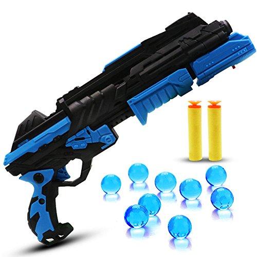 Las mejores pistolas de bolas de gel y de agua
