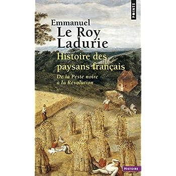 Histoire des paysans français. De la Peste noire à