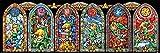 Pyramid International la Leyenda de Zelda (Vidriera) Slim Póster, papel, multicolor, 30x 91,5x...