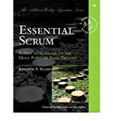 [ ESSENTIAL SCRUM A PRACTICAL GUIDE TO THE MOST POPULAR AGILE PROCESS BY RUBIN, KENNETH S.](AUTHOR)PAPERBACK