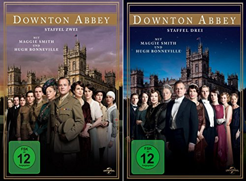 Staffel 2+3 (8 DVDs)
