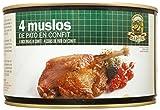 Martiko Muslos Pato Confit - 1400 gr