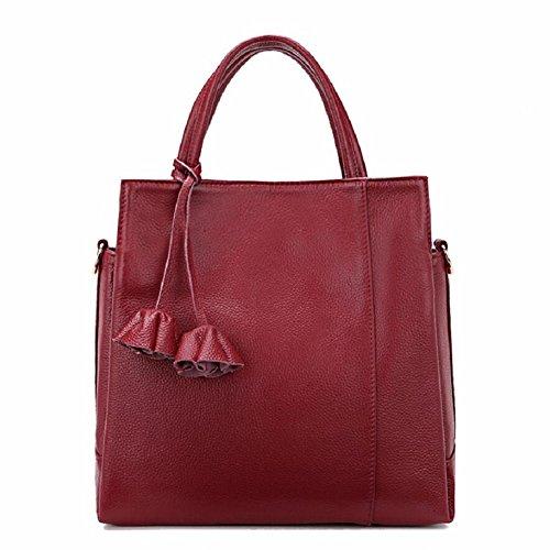 Z&N Europäisch Mode neu Lederhandtaschen Handtaschen Umhängetaschen Brieftaschen Freizeittaschen Reisetaschen Outdoor-Taschen Multi-Pocket Party Hochzeit verschiedene Anlässe E