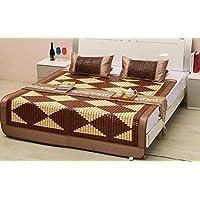 Preisvergleich für Coole Matratze Sommer Mahjong Sitze 1.8 Bett karbonisiert Mahjong Matten 1,5-Fach Bambus-Matten Doppel-Bambus-Matte Matten Bambus Einzelbett Coole Bambusmatte (Farbe : A, größe : 1.5m Bed)