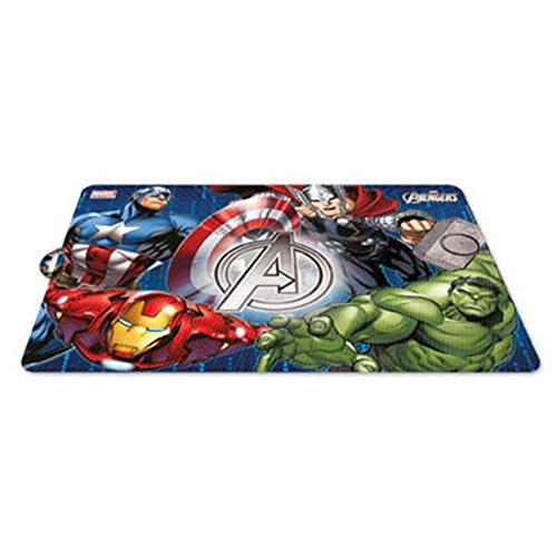 Mantel individual impreso, diseño de Los Vengadores