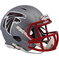 Riddell Atlanta Falcons Blaze Speed - Casco, Color Gris