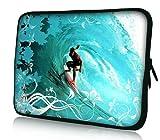 PEDEA Design Tablet PC Tasche 7 Zoll (17,8 cm) neopren, surfer