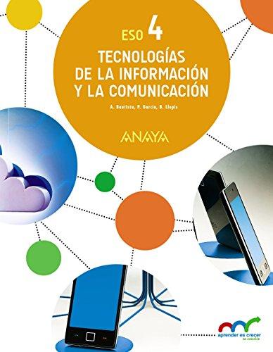 Tecnologías de la información y la comunicación 4 (aprender es crecer en conexión)