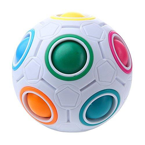 Puzzle 3D Magic Rainbow Ball por sólo 4,09€