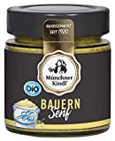 Münchner Kindl Senf Bio Bauern Senf, 125 ml