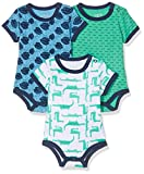 Care Baloo, Body Bimba 0-24, Multicolore (Winter Green), 50