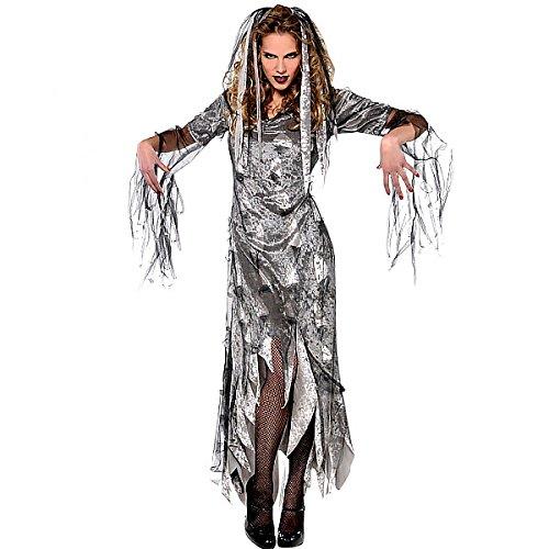 en Kostüm Graveyard Zombie (Größe 14–16) (Womens Größe 14-16 Halloween-kostüme)
