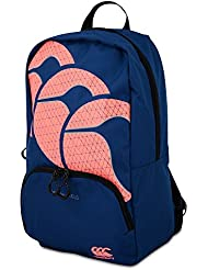 Canterbury Kid 's Back To School Mochila, color Azul - Sport Blue/Firecracker/Malibu Blue, tamaño talla única