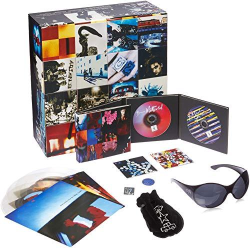 Achtung Baby 20th Anniversary -  Remastered (Limitierte und nummerierte Über Deluxe Edition inkl. The Fly Sonnenbrille) (CD+DVD+Vinyl)