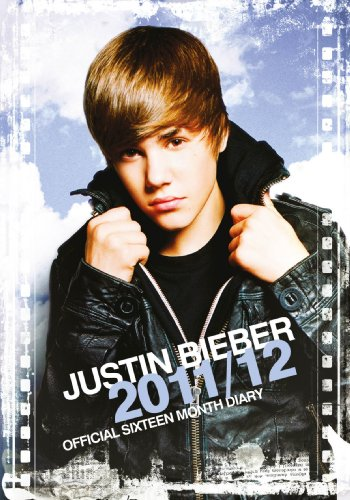 Official Justin Bieber A6 Diary