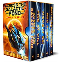 Across the Galactic Pond Box Set: Far Beyond Complete Series (English Edition)