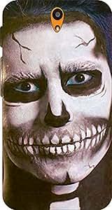 JOHN RICHARD_ HIGH QUALITY SILICON UV PRINTED BACK COVER FOR INFOCUS M260 ARTI...