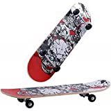 """Skate Board Size 24"""" x 6"""" for Age group 5 to 10(Assorted Design)"""