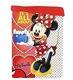 Trapunta MINNIE Disney disegno come da immagini Misura: singola 1 piazza 180x260cm Tessuto esterno in microfibra imbottitura in poliestere 320gr Prodotto ufficiale Disney ALTA QUALITA'