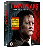 Twin Peaks: A Limited Event Series (Ltd Edition Packaging) [Blu-ray] [Region Free]