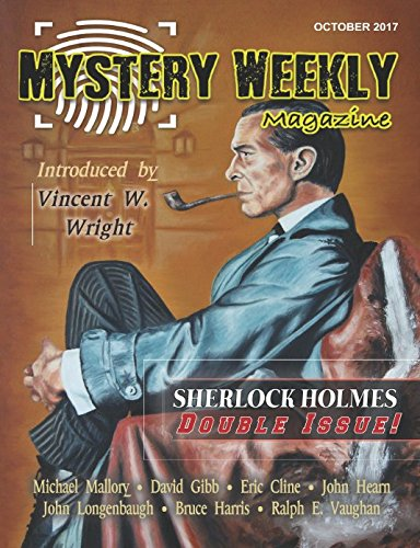 Mystery Weekly Magazine: October 2017 (Mystery Weekly Magazine Issues)