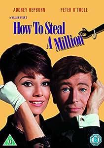 How To Steal A Million - How To Steal A Million [Edizione: Regno Unito] [Edizione: Regno Unito]