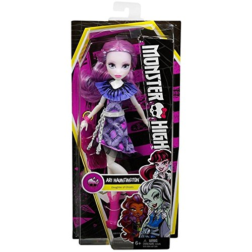Monster High - DPL86 - Goule Signature Spectra