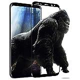 memumi Verre Trempé Film Protection écran pour Galaxy S9 Plus Glass Screen Protector Vitre Tempered Pleine Couverture Inrayable 9H et Ultra Résistant Indice Dureté pour Samsung Galaxy S9 Plus