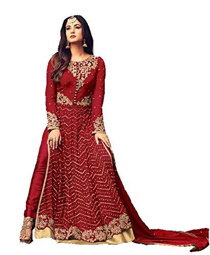 Mira Creation Women's Net Maisha - Red