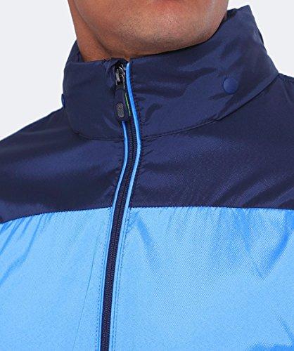 BOSS Green Hommes veste légère jiano Bleu Moyen Bleu Moyen