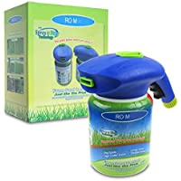 Zooarts Lawn Seed Spray Kettle (Without Seed) - The Grass Grows Where You Spray