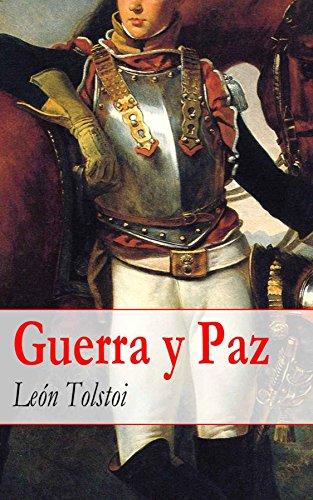 Guerra y Paz por León Tolstoi