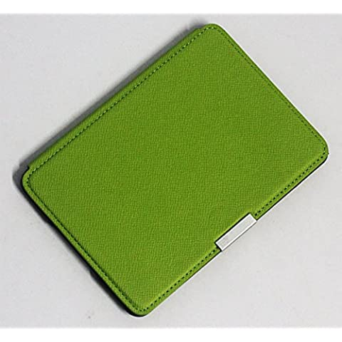 inShang Custodia Cover per Apple Per Kindle Paperwhite en pelle PU , Stile Folio Smart (Messenger Folio)