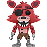 Five Nights at Freddys POP! Games Vinyl Figura Foxy The Pirate 9 cm