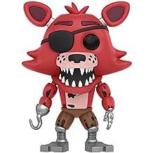Funko - Foxy figura de vinilo, colección de POP, seria FNAF (11032)