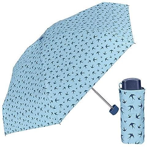 Parapluie pliant ultraléger super mini plat Perletti – Parapluie femme