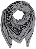 PIECES Damen PCLAMBONIA KNIT SCARF FF 17082329, Gr. One Size, Mehrfarbig (Light Grey Melange)